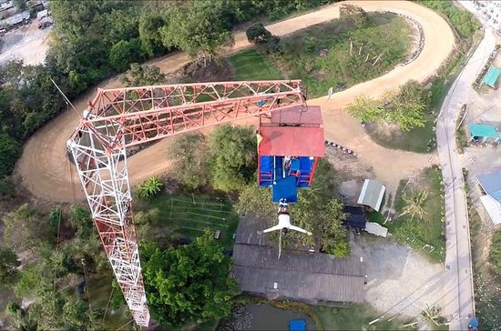 Pattaya Bungee Jumping with Hotel Transportation