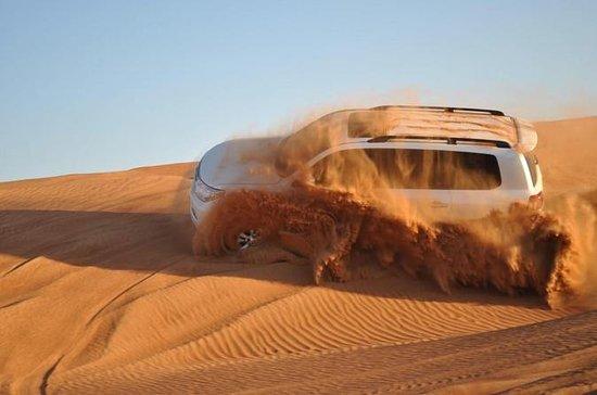 Safári no deserto de Dubai com jantar...
