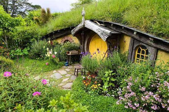 Full-Day Hobbiton Tour fra Auckland