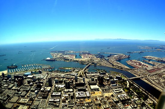 Self-Guided Audio Tour of Long Beach
