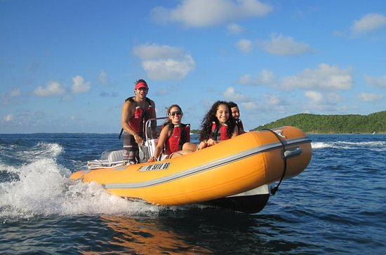 Puerto Rico 4-Person Speedboat...