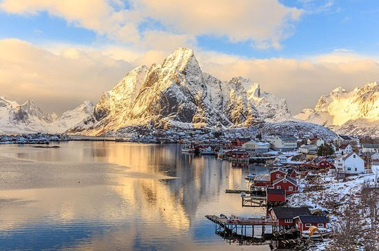 Lofoten Islands Winter Photography...