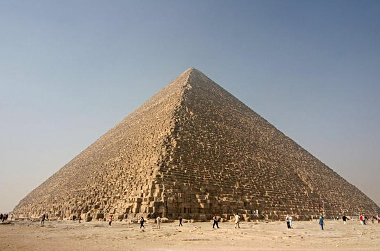 Private Half-Day tour to the Pyramids...