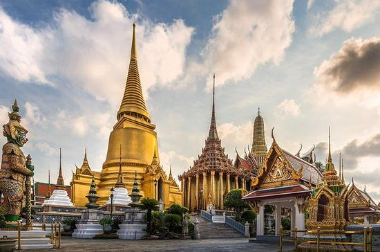 Private Tour: Bangkok Temples and