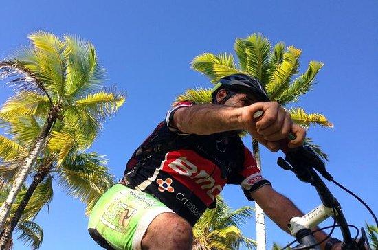 Mountainbike-Ausflug von Las Terrenas