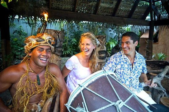 Cook Islands Cultural Village Tour at ...