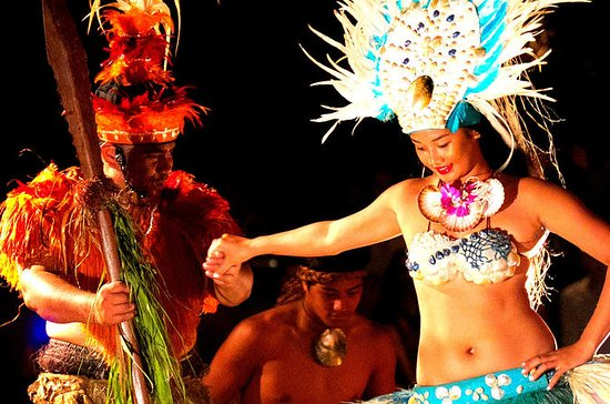 Cook Islands Cultural Village Tour...