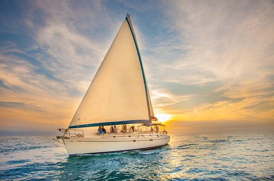 Freeport Sunset Yacht Sail