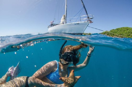 Small-Group Sailing and Snorkeling ...