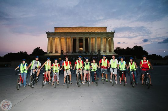 Monuments and Memorials Sunset Bike...