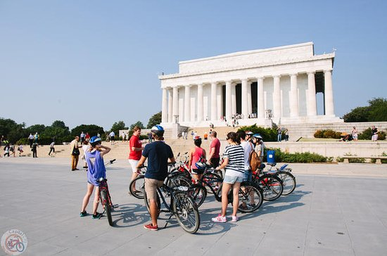 Bike Tour of DC Monuments and