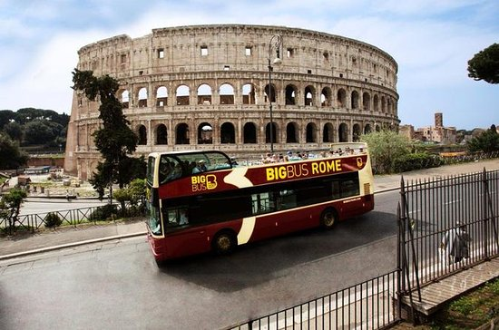 Big Bus Rome Hop-on Hop-off Tour
