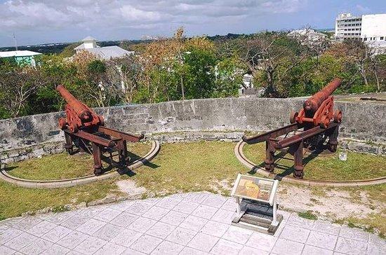 Historische Fort Tour in Nassau