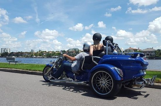 Downtown Tampa Motorbike Tour