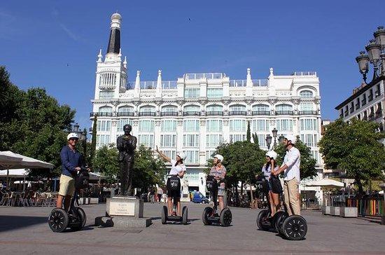 Madrid Höhepunkte Geführte Segway-Tour