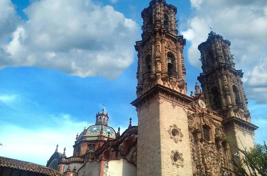 Mexico City Super Saver: Puebla and Cholula Plus Taxco and Cuernavaca...