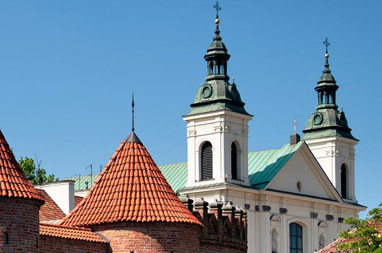 Warsaw Morning City Tour