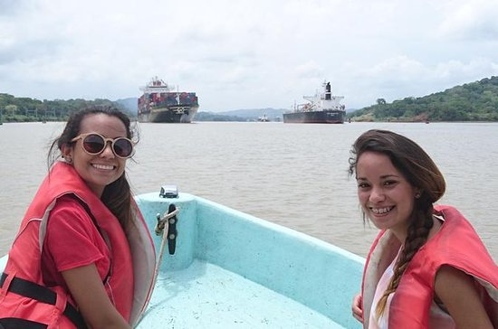 Panama Canal Eco-Cruise en Rainforest ...
