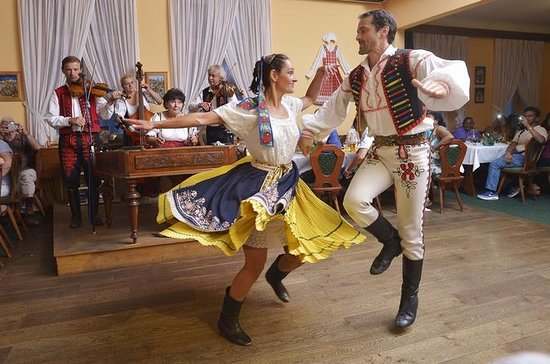 Czech Folklore Evening in Prague...