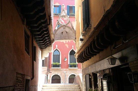 Tour Privato: Tour a Piedi Oltre Piazza San Marco nella Venezia