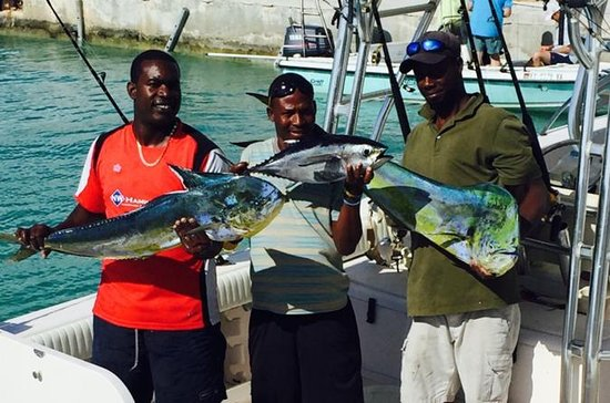 Providenciales Deep Sea Fishing ...