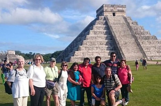 Chichen Itza Classic Day Tour From ...