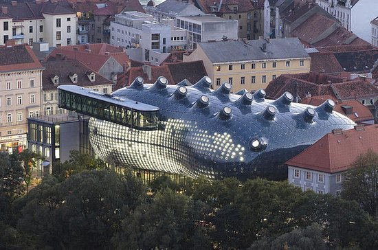 Universalmuseum Joanneum Pass in Graz