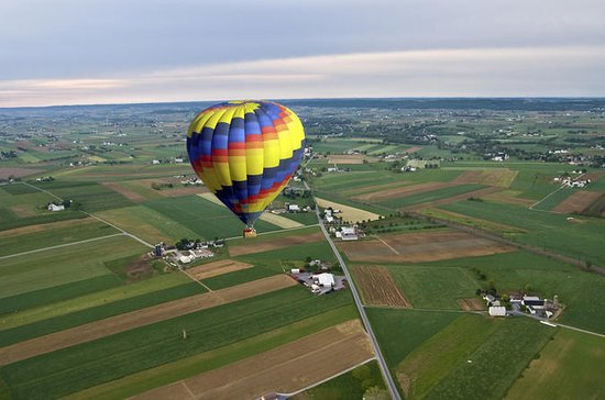 Lancaster County Hot Air Balloon Ride