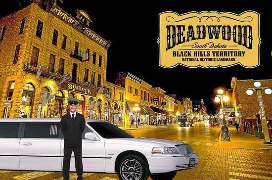 Deadwood og Sturgis Nightlife Tour
