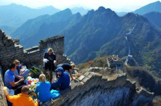 Self-Guided Private Tour: Jiankou Great Wall from Beijing