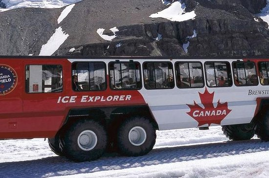 Ice Explorer Glacier Tour and Glacier ...