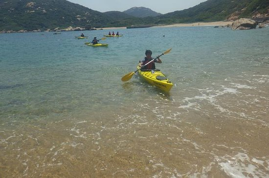 Lamma Island Kayaking Tour and...