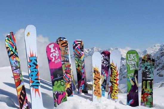 Aspen Premium Snowboard Rental...