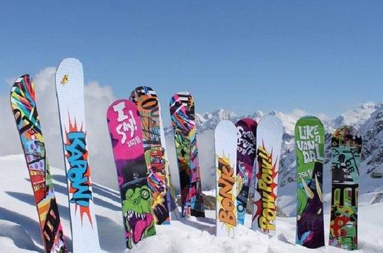 Aspen Performance Snowboard Rental...