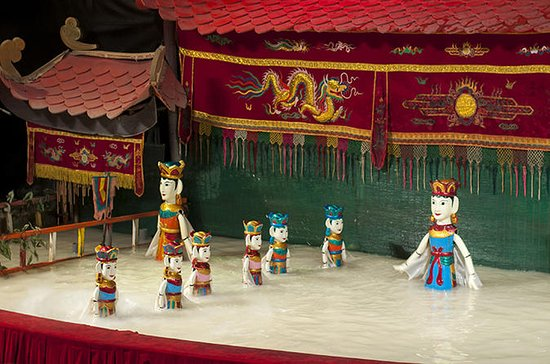 Water Puppet Show Including Dinner...