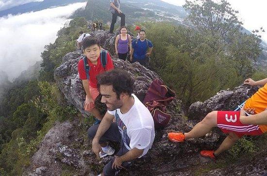 Mount Tabur Adventure Climb da Kuala