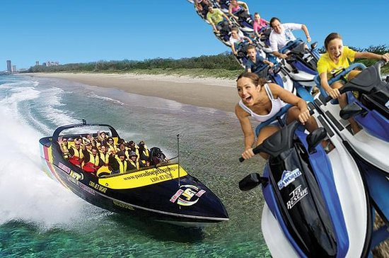 Gold Coast Combo: Jet Boat Ride and...