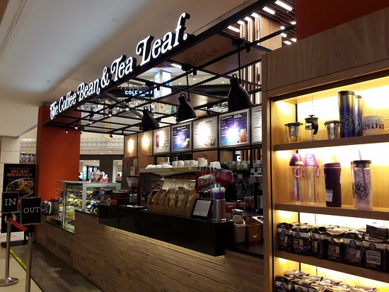 The Coffee Bean Tea Leaf Singapore 01 09 West Mall Bukit Batok Restaurant Reviews Order Online Food Delivery Tripadvisor