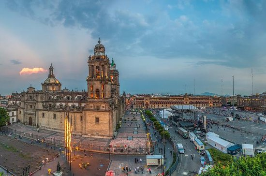 Mexico City Private Tour