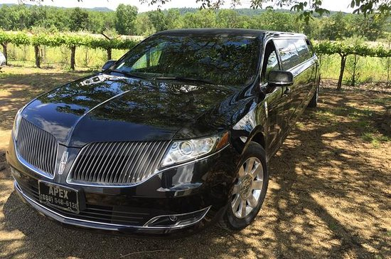 Privé 2016 Lincoln MKT Limousine Wine...