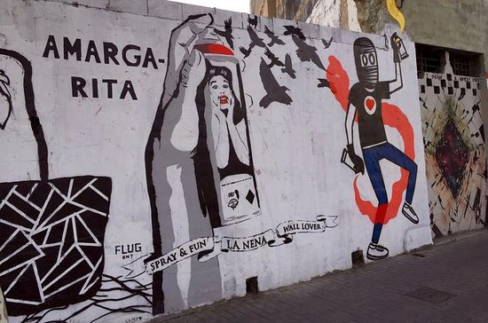 Street Art Walking Tour of Valencia...