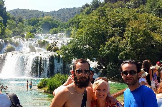 Cascades de Krka et excursion d'une...