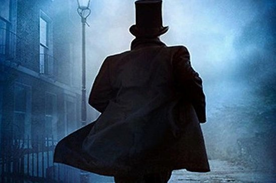 Jack the Ripper Ghost Walking Tour in...