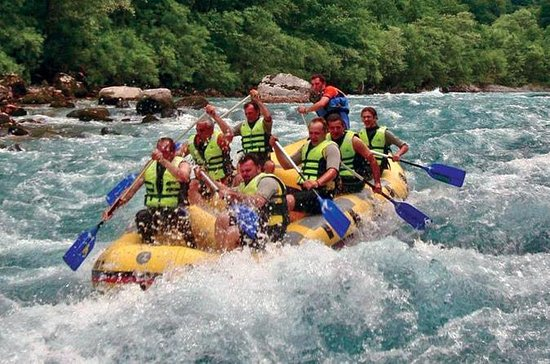 Rafting on the Tara River Full Day...