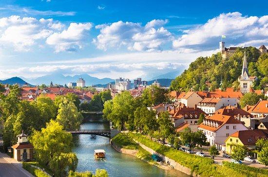 Ljubljana met Postojna-grotexcursie ...