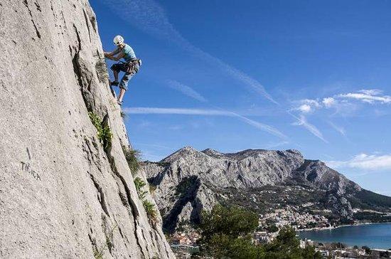 Omis Rock Climbing Tour from Split