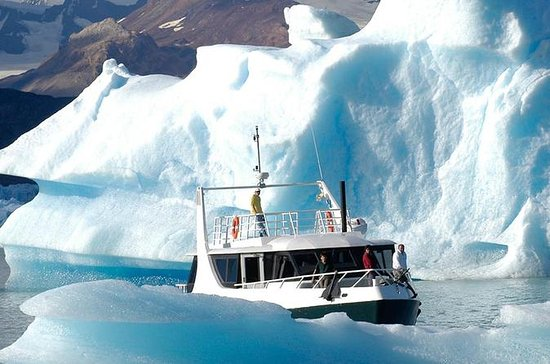 Gourmet Glaciers Experience Aboard...