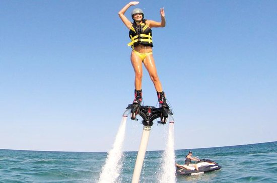 75 Minute Flyboarding Session for 2