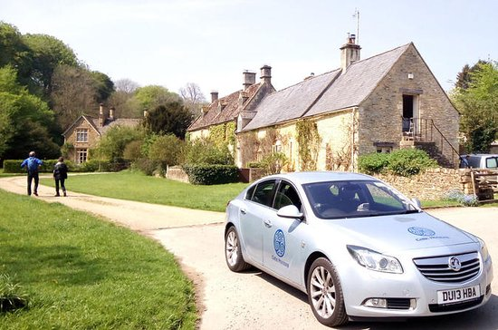 Villaggi privati ​​di Cotswold e gita
