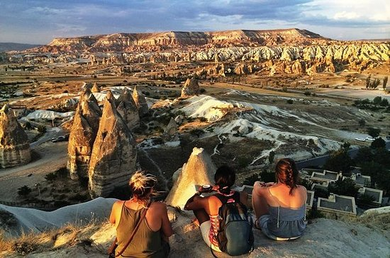 Privat Tour: Cappadocia Full Day City ...